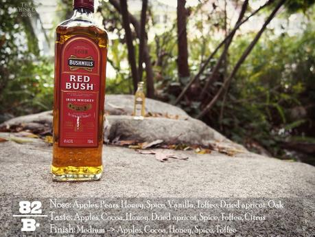 Bushmill's Red Bush Review