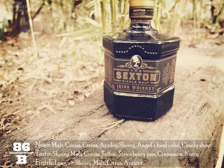 The Sexton Single Malt Irish Whiskey Review