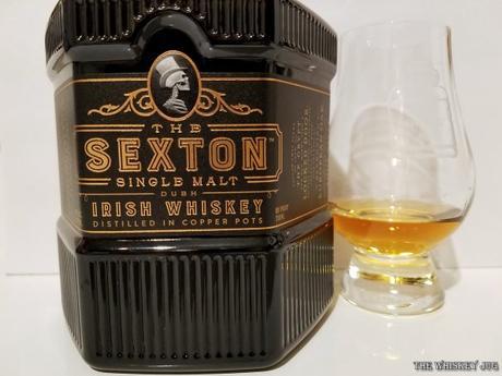 The Sexton Single Malt Irish Whiskey Color