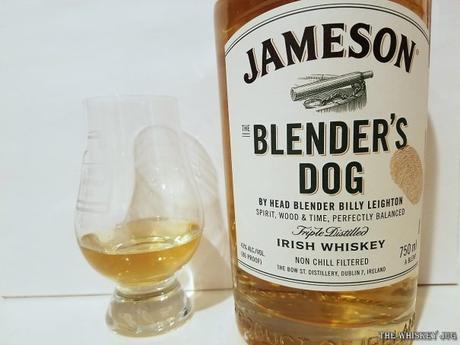 Jameson Blender's Dog Color