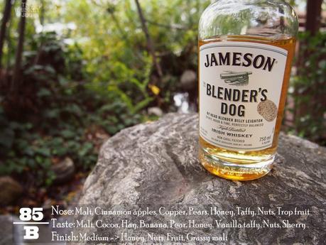 Jameson Blender's Dog Review