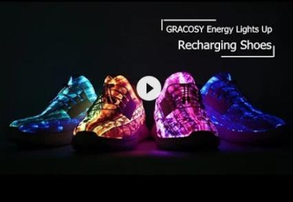 ledlight up shoes