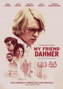 MY FRIEND DAHMER coming to Blu-ray and DVD on April 10th