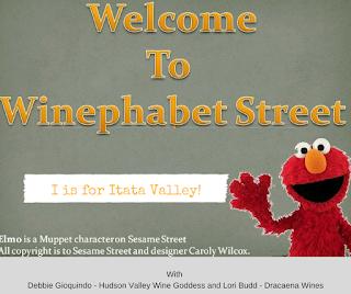 Winephabet Street Season 1 Episode 9 I is for Itata