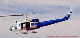 2016 Hiller HeliFest,  Bell UH-1H, N911RQ,