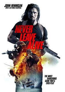 Movie Review: Never Leave Alive (2017)