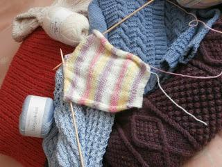 Yarn - A Lifetime of Knitting