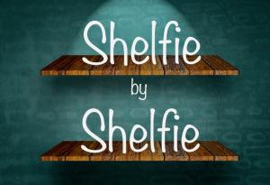 Book Tag – Shelfie by Shelfie #5