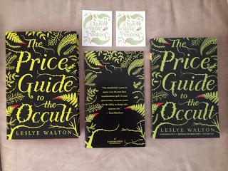 The Price Guide To The Occult by Leslye Walton Released Today!!