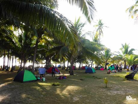 Digyo Island Camping Ground
