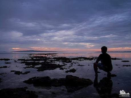 Digyo Island Sunset
