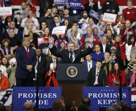 Trump's Moon, PA Death Rant