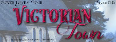 Cover Reveal: Victorian Town by Nancy Thorne
