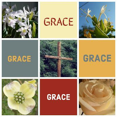 Grace, grace, grace