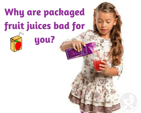 In our quest to stay healthy, we often go for quick fixes like packaged fruit juices without realizing the harm it causes. Find out why Packaged Fruit Juices are Bad for you and your family.