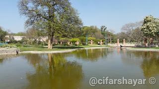 Delhi Darshan - Sunder Nursery