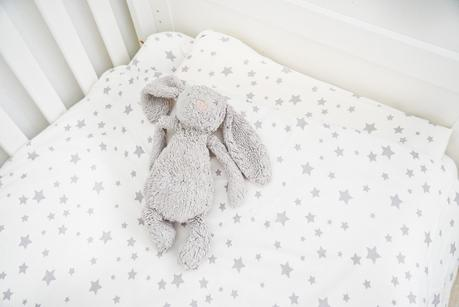 Changing baby nursery to a toddler room