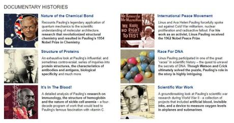 The History of the Pauling Blog: Origin Story