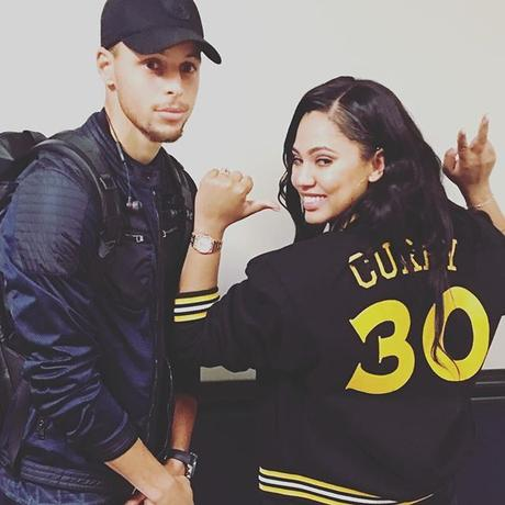 Ayesha Curry Pens Beautiful Msg To Steph Curry On His 30th Birthday
