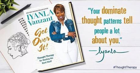 Iyanla Vanzant Announces Interactive  'Get Over It' Tour