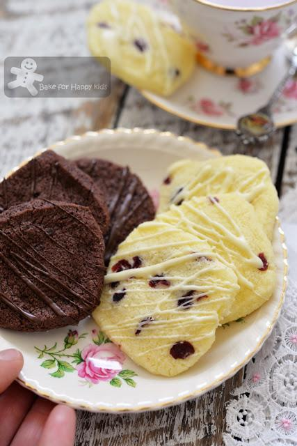 easy melt-in-your-mouth gluten free shortbread