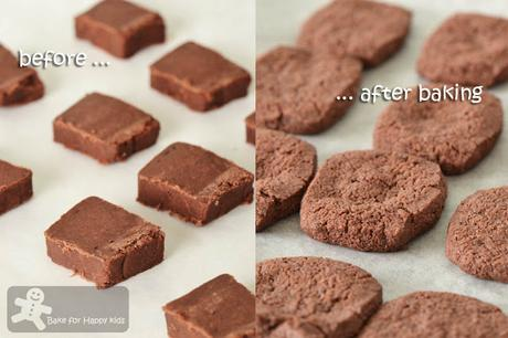 Gluten Free Shortbread - Melt-in-your-mouth, Easy and Anyway that You Like - Mocha / Chocolate / Cranberry with White Chocolate