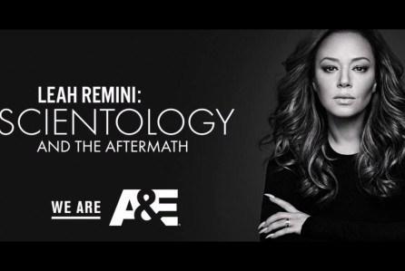 A&E Renews Leah Remini's Scientology Show For Third Season