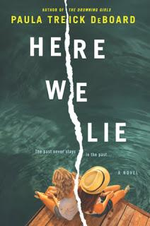 Here we Lie by Paula Treick DeBoard- Feature and Review