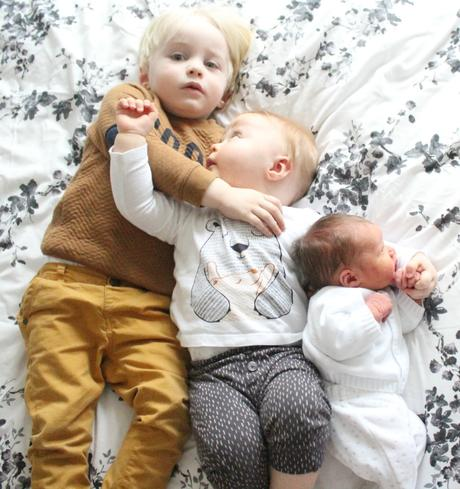 My Son Hates His Brother: Siblings In March