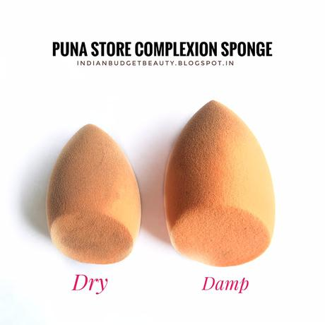 Amazon.in Finds! Puna Store Complexion Sponge REVIEW | Are they worth the money?| Real Technique Miracle Sponge Dupe in India|