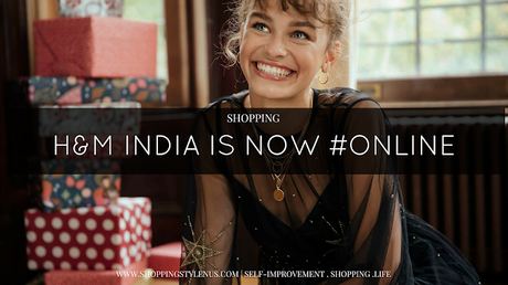 H&M India is now Online
