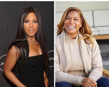 Lifetime Inks Production Deals With Queen Latifah & Toni Braxton