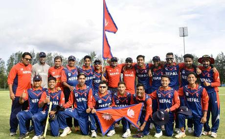 reading the glory of West Indies in Cricket ~ loses to Afghan - Nepal gets ODI status