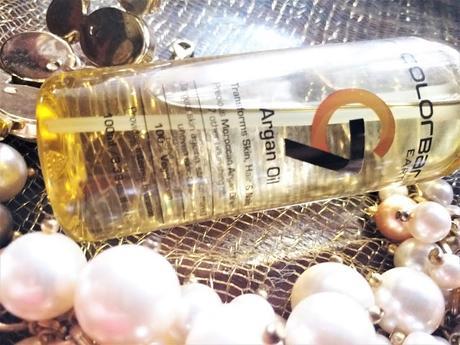 Colorbar Earth C7 Argan Oil Review