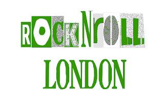 Friday Is Rock'n'Roll London Day: Happy #StPatricksDay Tomorrow!