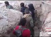Trench Warfare East Ghouta