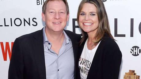 Savannah Guthrie Pays Tribute To Husband Mike On Their Anniversary
