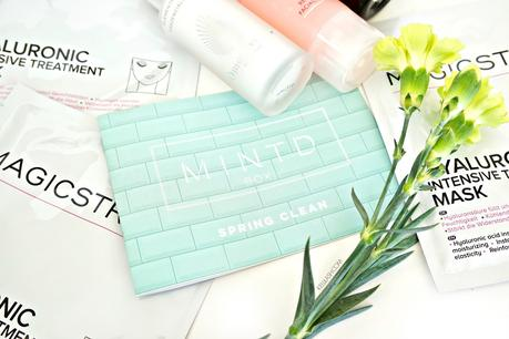 Spring Clean your Skin • with Mintd Box