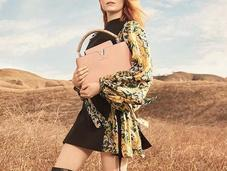 Emma Stone Stars Louis Vuitton's Latest Campaign