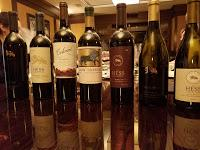 Lunch With The Hess Collection: Mount Veeder, Su'skol and Salta