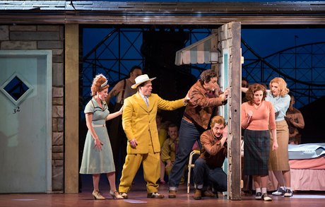 Opera Review: Mugging on the Boardwalk