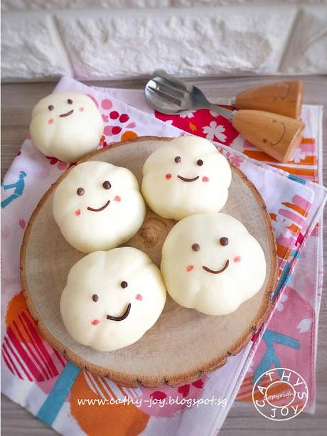 Fluffy Steamed Buns