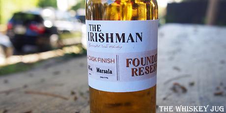 Irishman Founder's Reserve Label