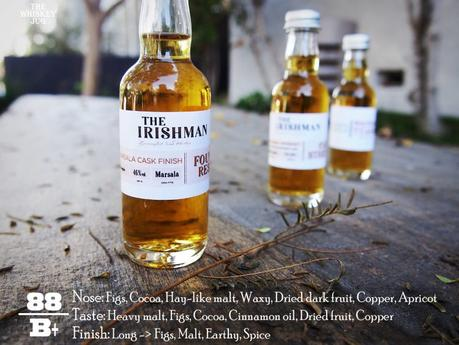 Irishman Founder's Reserve Review