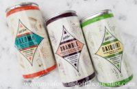 Finish Your Day Sparkling: Half-Seas Sparkling Canned Cocktails