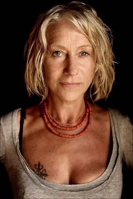 Helen Mirren Made Me Do It – Again