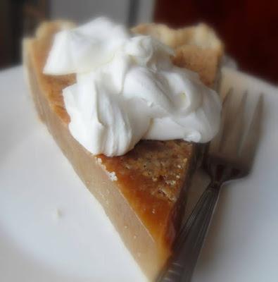 Brown Sugar Cream Pie