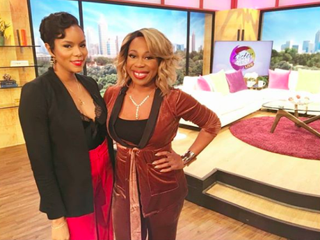 "LeToya Luckett Gives Advice To Single Ladies ""Give It To God"""