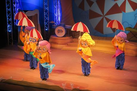 Bubble Guppies Live