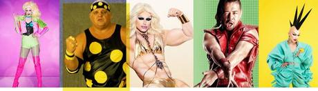 Drag Queens and Wrestlers